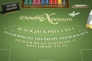 Blackjack DoubleXposure